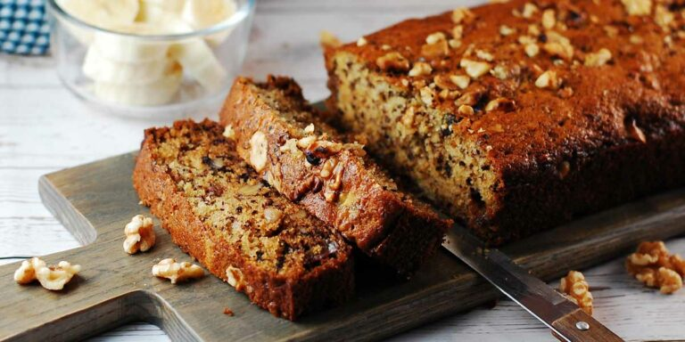 Moist and Perfect Recipe for Banana Nut Bread