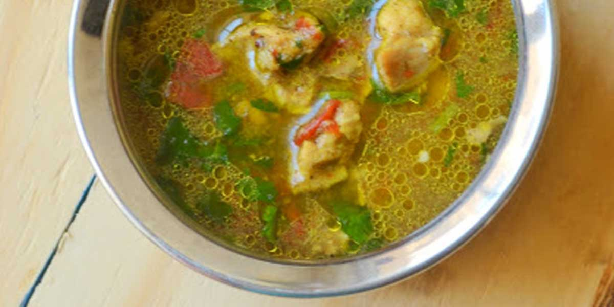 Chicken Rasam – A South Indian Soup