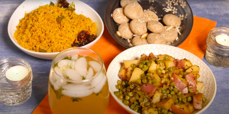 Indian Small Plates Recipes + Video