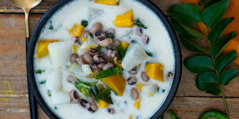 Oolan – Kerala side with white pumpkins and coconut milk