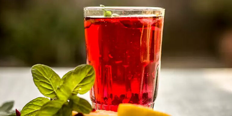 Rooh Afza Sharbat: Indian Drink