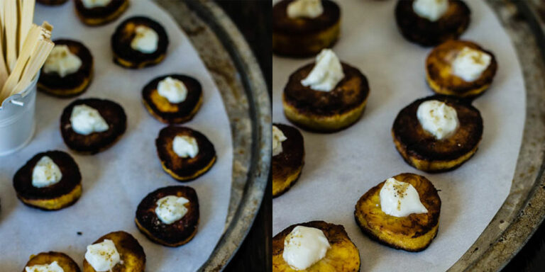 4 Ingredients Sweet Plantain Appetizer