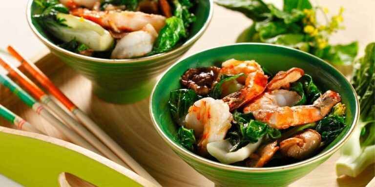 What is South beach diet? Answers with bok choy shrimp recipe