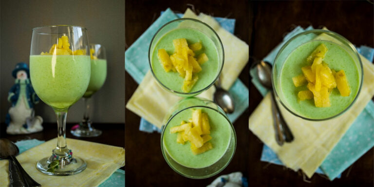Pineapple Pudding – A Party Dessert