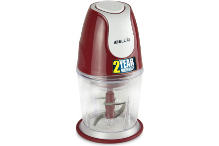 iBELL VC510SG Twin Blade Electric Vegetable Cutter/Chopper