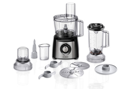 Bosch Lifestyle MCM3501M - Best Food Processor in India