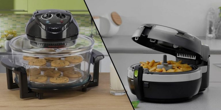 Halogen Oven Vs Airfryer | How Do They Differ?