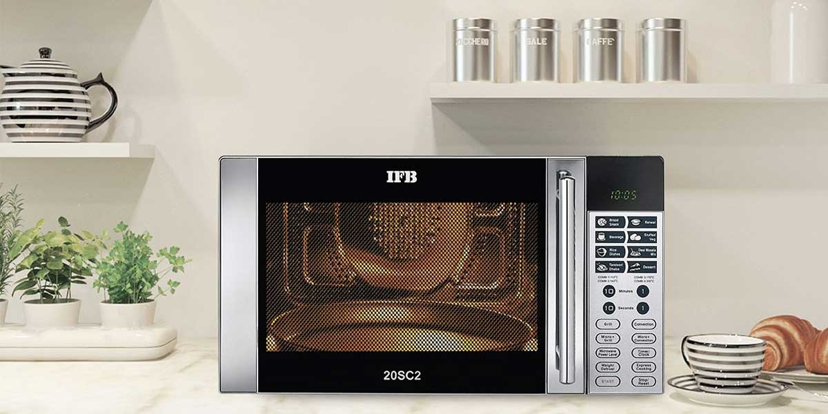 How To Use IFB Microwave