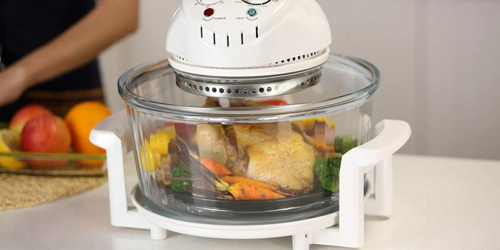 What Is A Halogen Oven